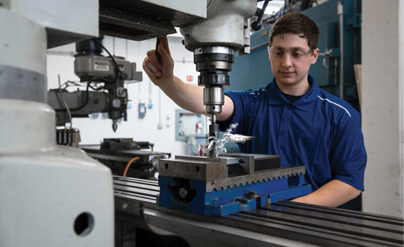 Advanced manufacturing industry